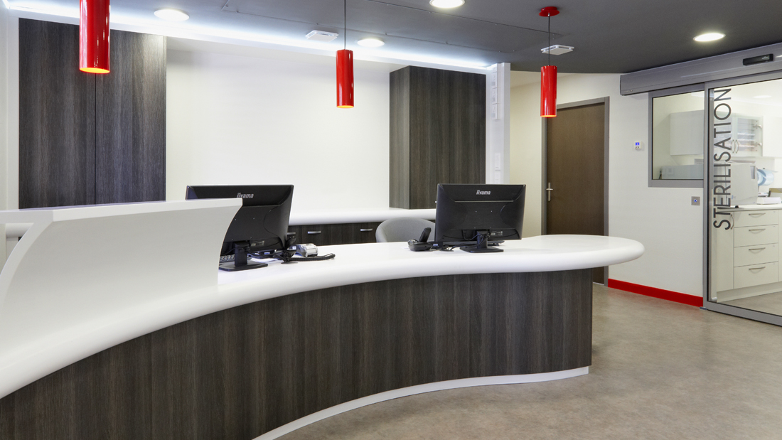 architecte de cabinet dentaire copernic. Black Bedroom Furniture Sets. Home Design Ideas