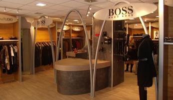 boutique et commerce