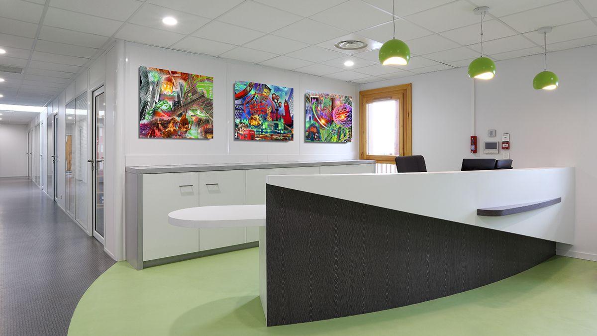 conception de bureaux d 39 un cabinet d 39 expertise comptable. Black Bedroom Furniture Sets. Home Design Ideas