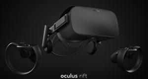 Oculus Rift - réalité virtuelle architecture intérieure Copernic