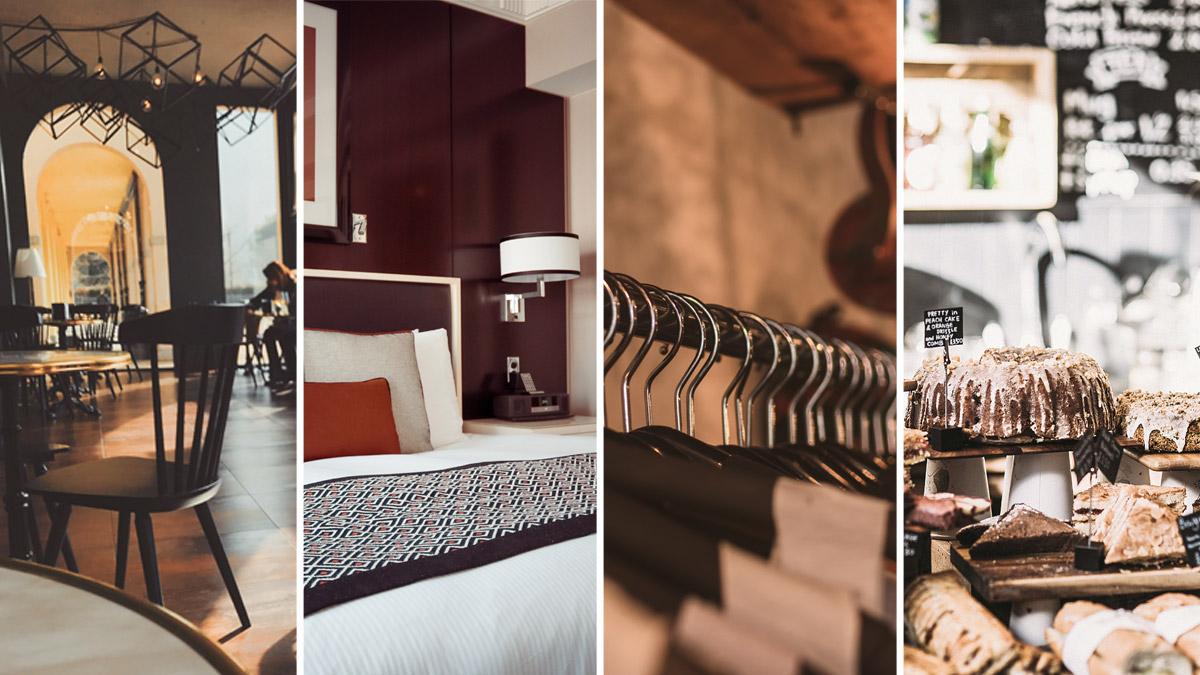 Hôtels &#038; Restaurants&nbsp;<br/>&nbsp;Boutiques &#038; Commerces