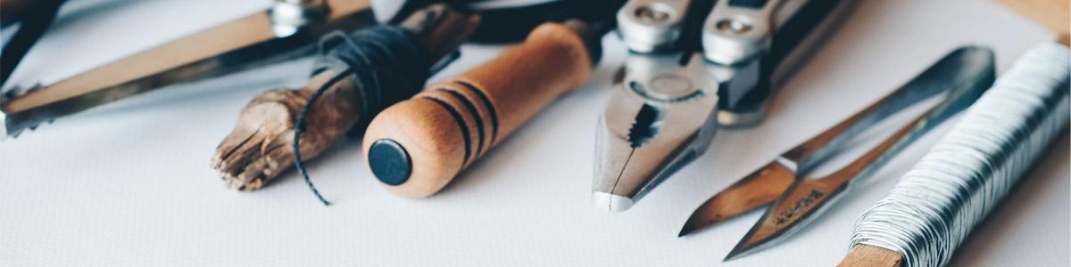 outils chantier - Copernic architecture intérieure