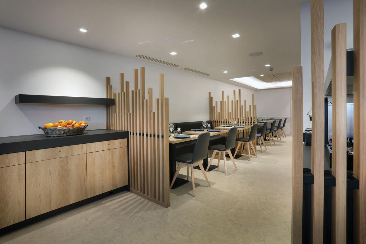 rénovation de restaurant à Annecy - Copernic - Architecture d'intérieur