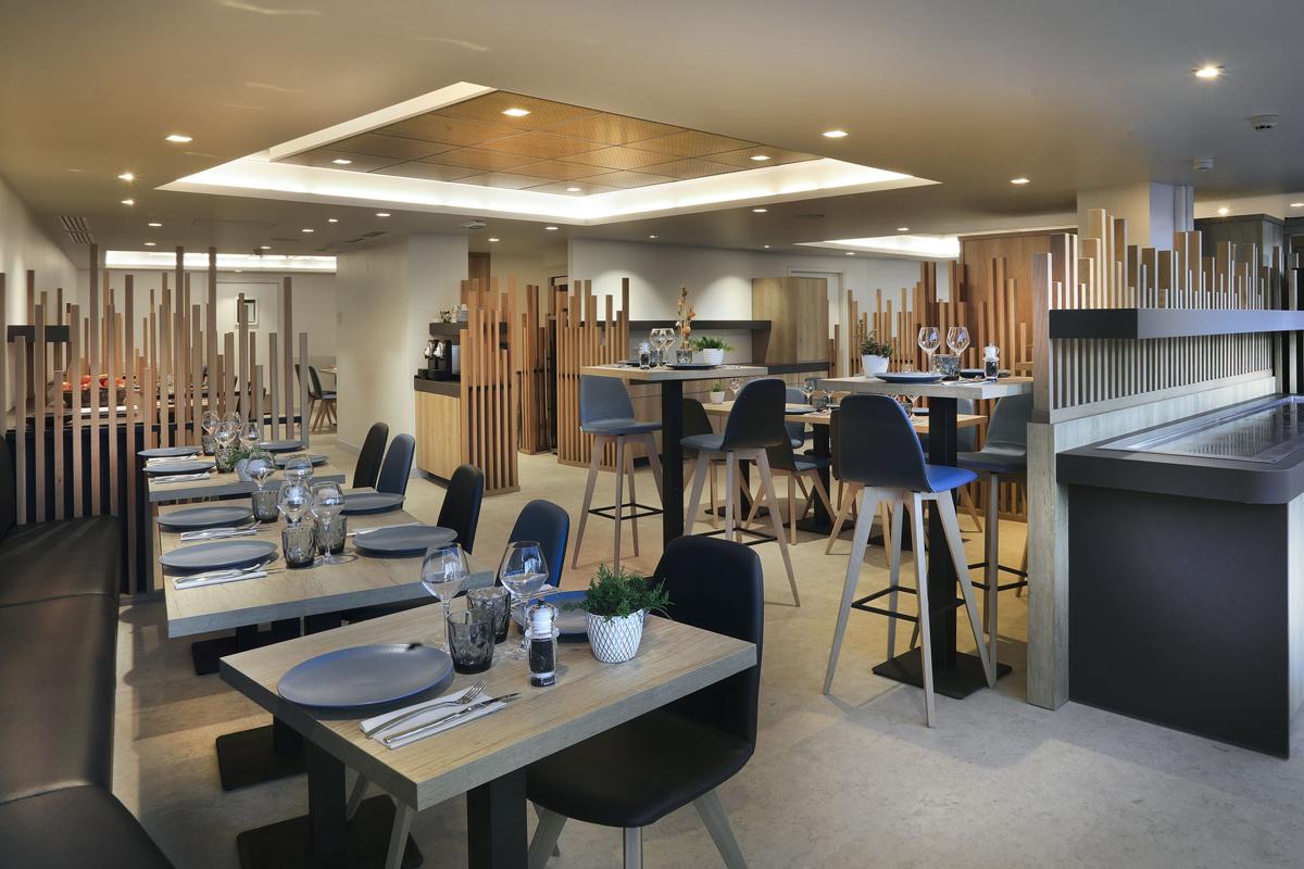 travaux de rénovation d'un restaurant à Annecy - Copernic - Architecture d'intérieur