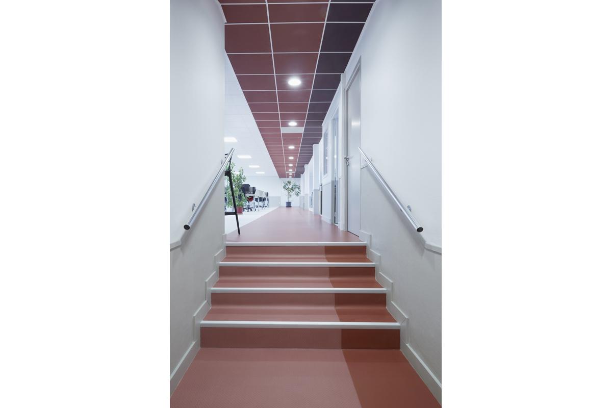 architecture d'intérieur et rénovation de bureaux à Annecy - Copernic