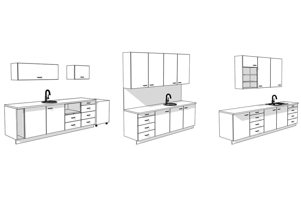 adapter le mobilier sur mesure aux besoins - Copernic - architecture d'intérieur